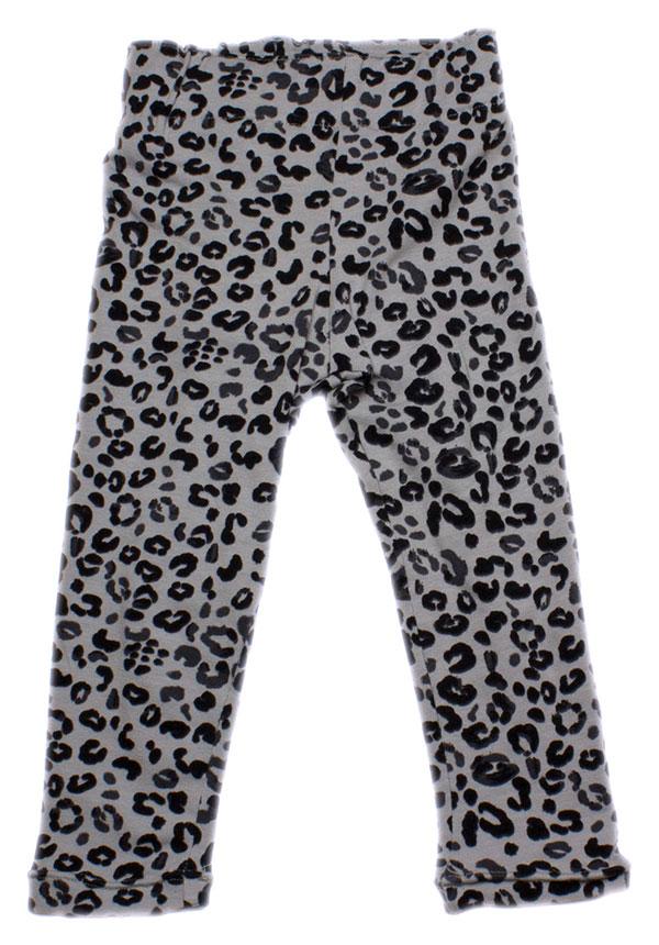 grijs met luipaardprint