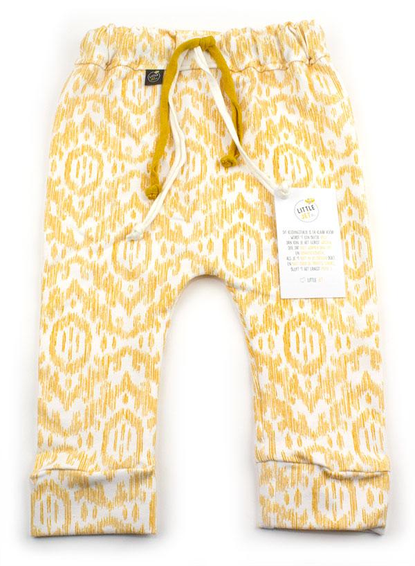 wit-geel bohofiguren