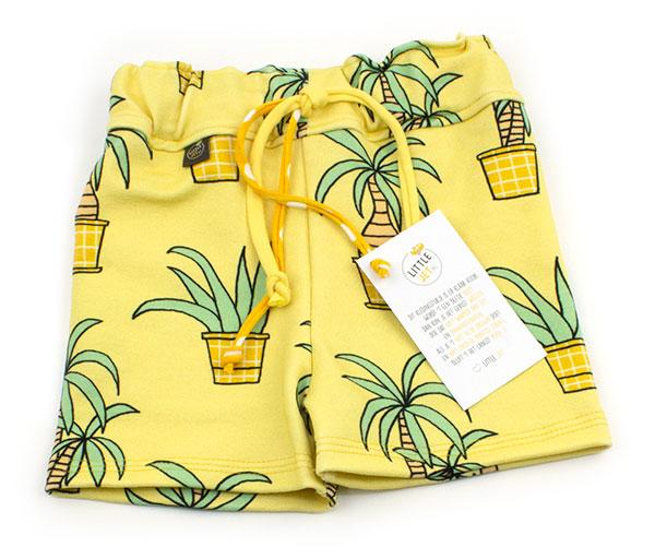 geel met palmen