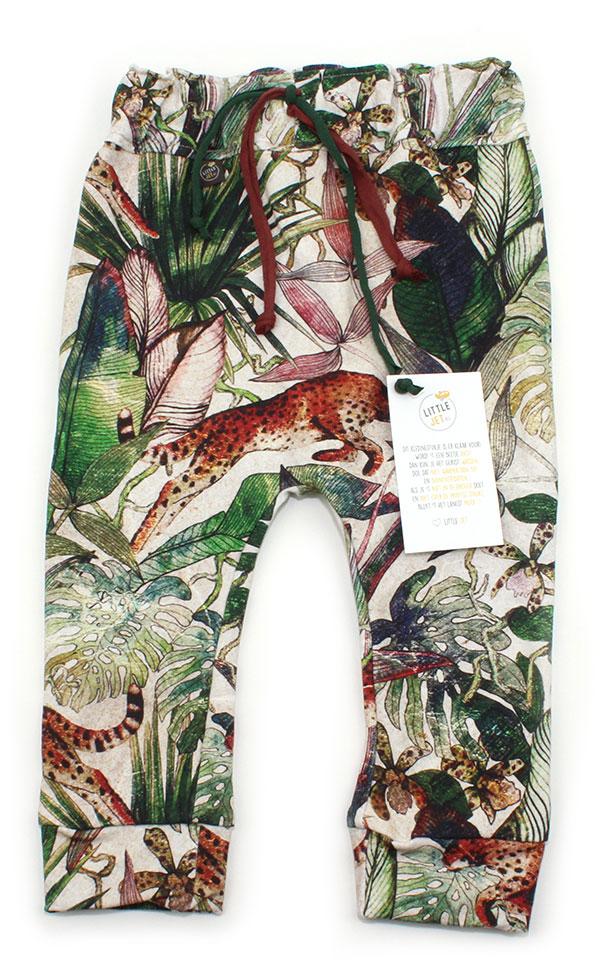 jungle met tijgers