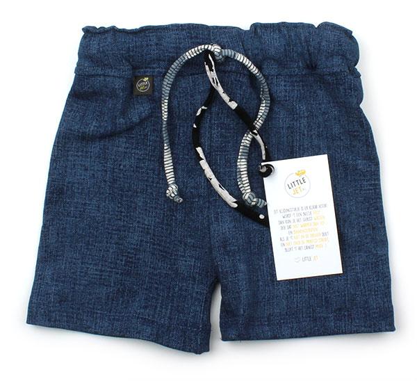 jeans gemeleerd