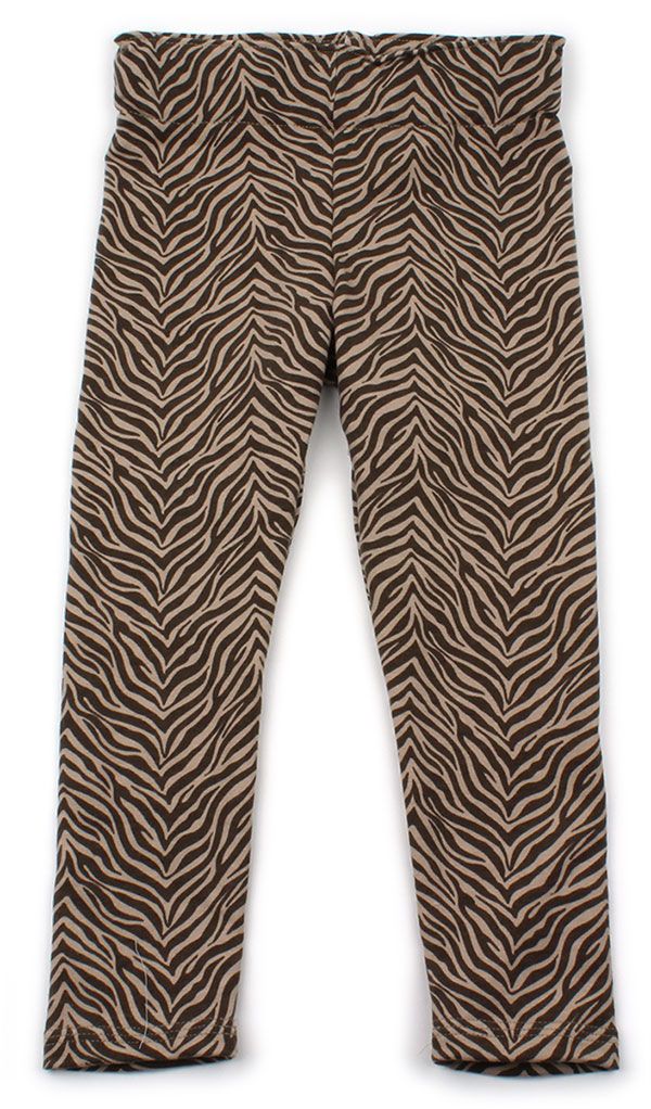 zebra zandkleurig