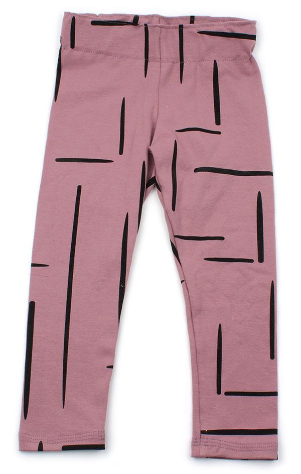 rozepaars met zwarte strepen