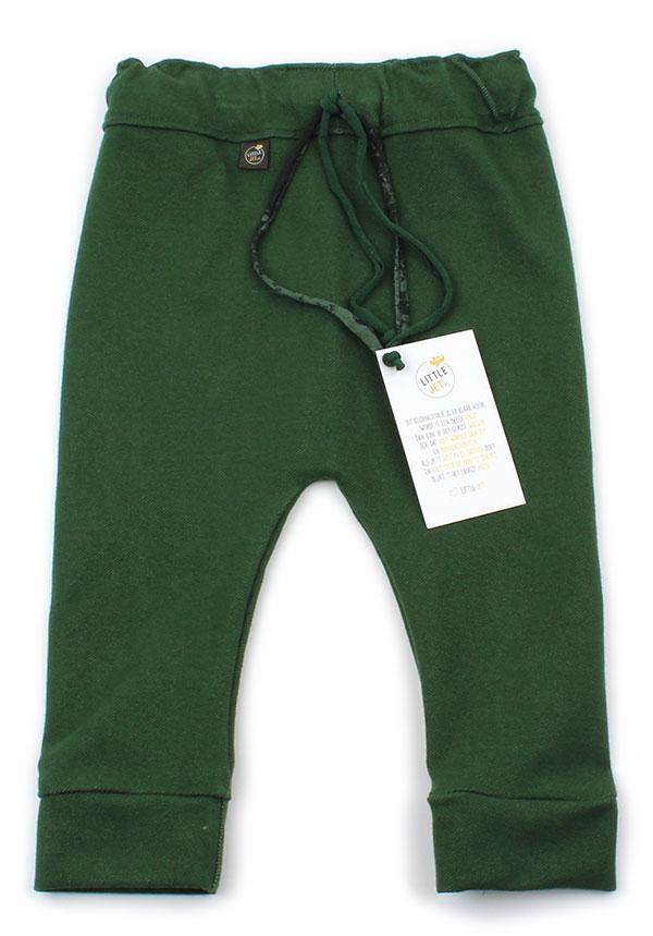 groen jeans