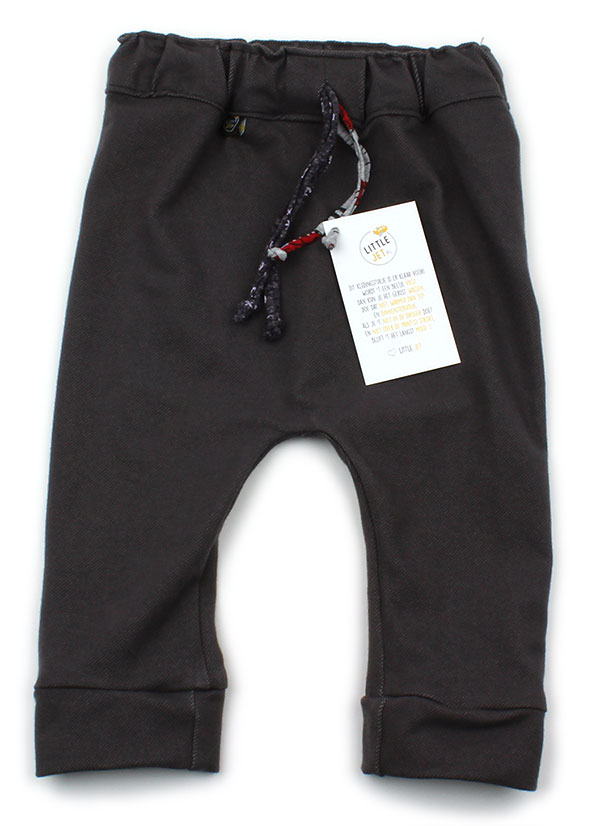 donkergrijs jeans