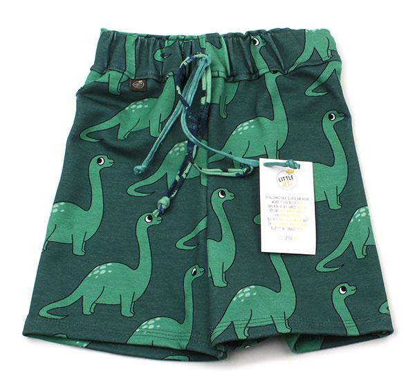 donkerpetrol met dinosaurussen