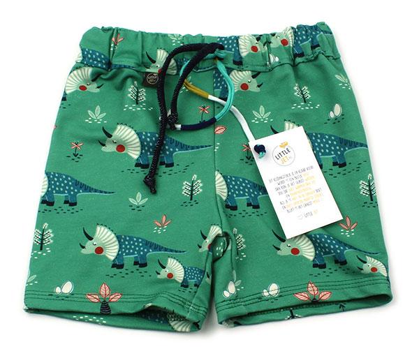 groen met dinosaurussen